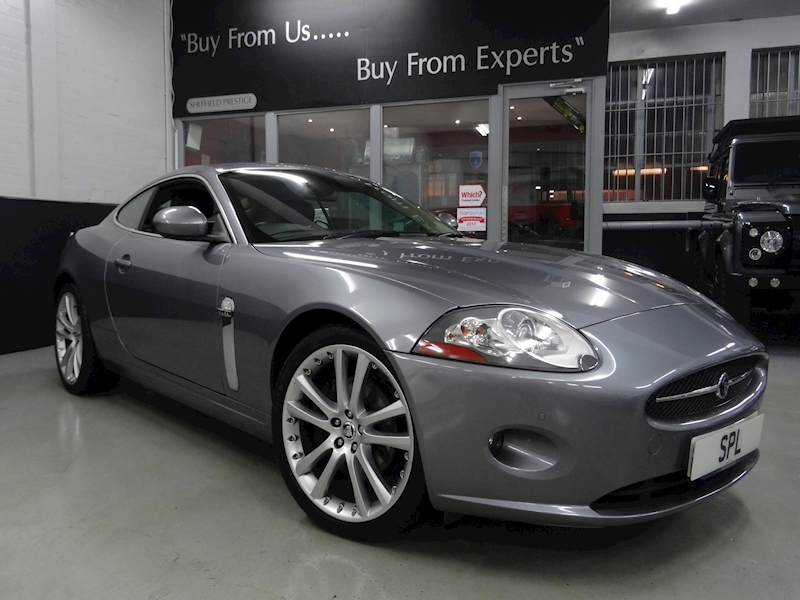 Jaguar/Daimler Xk Coupe 2006 - Large 0