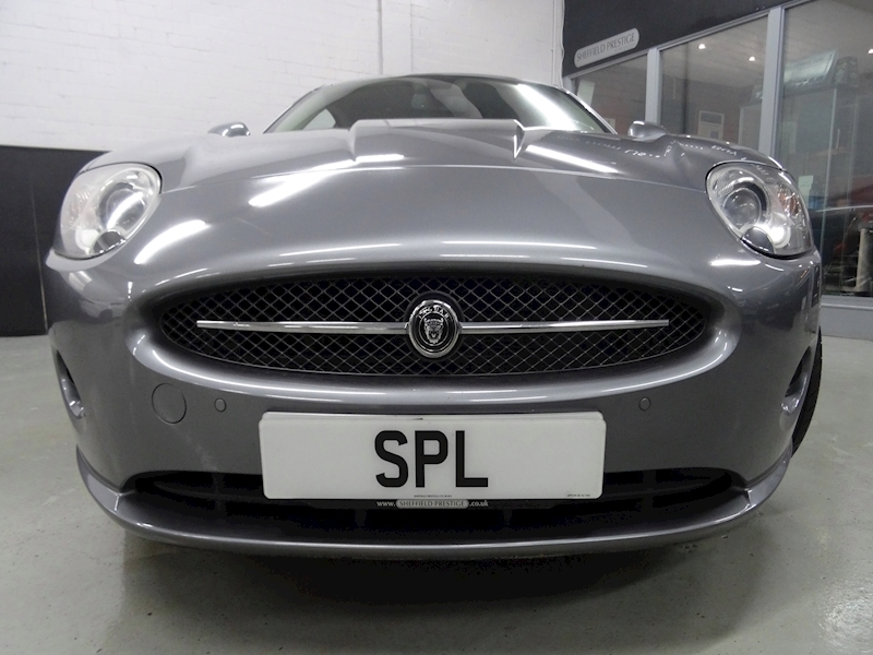 Jaguar/Daimler Xk Coupe 2006 - Large 6