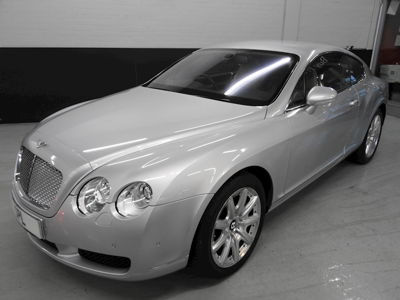 Bentley Continental Gt 2005 - Large 1