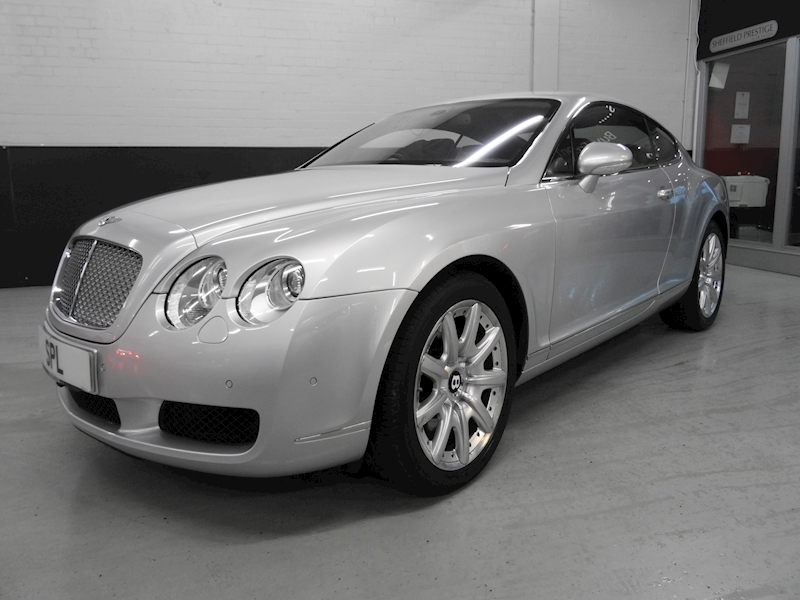 Bentley Continental Gt 2005 - Large 7