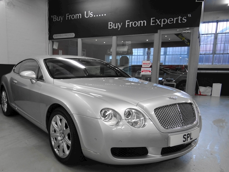 Bentley Continental Gt 2005 - Large 33