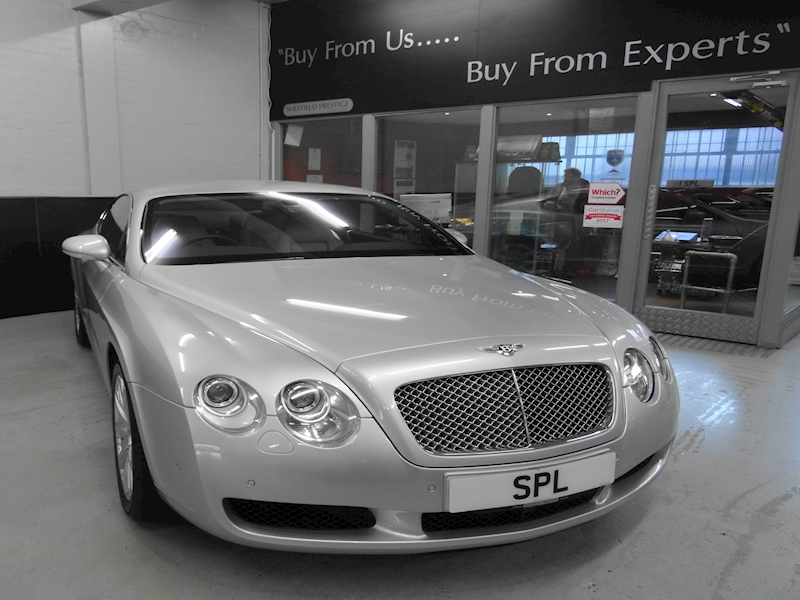 Bentley Continental Gt 2005 - Large 12