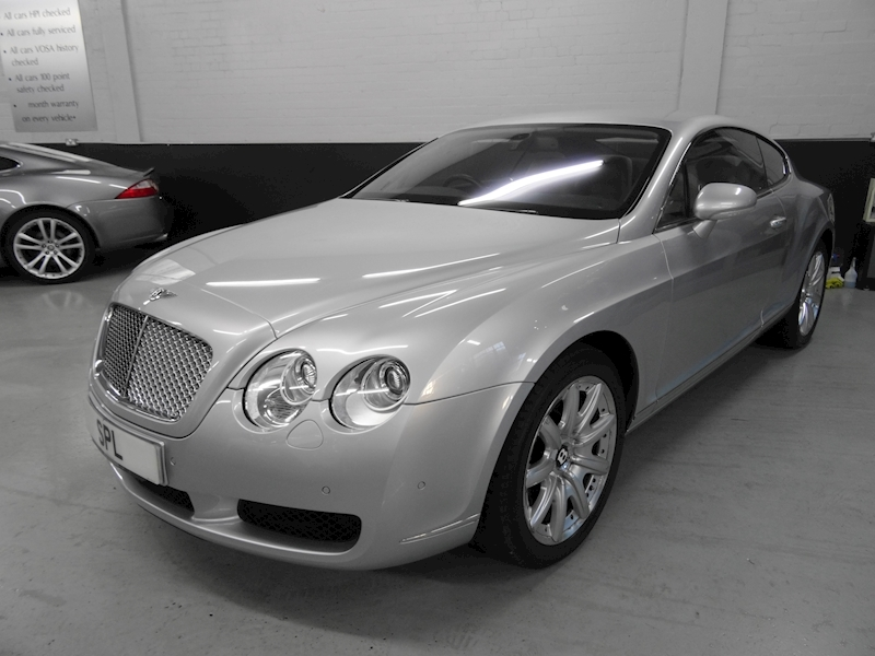 Bentley Continental Gt 2005 - Large 34