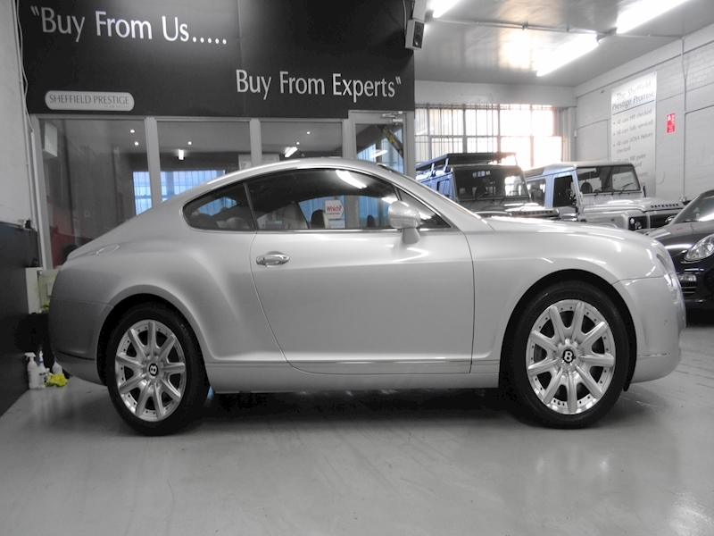 Bentley Continental Gt 2005 - Large 35