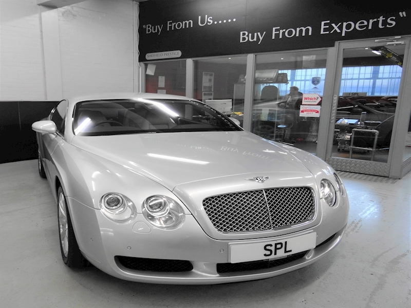 Bentley Continental Gt 2005 - Large 0