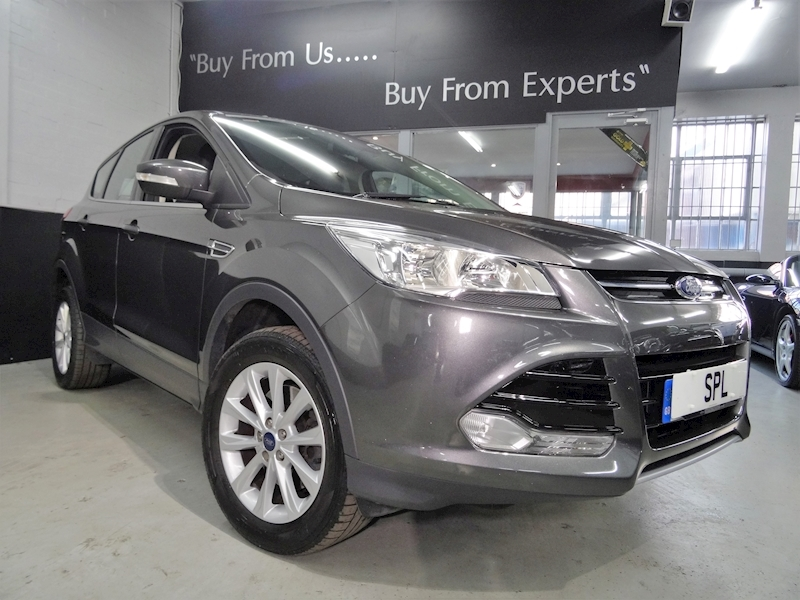 Ford Kuga Titanium 2015 - Large 3