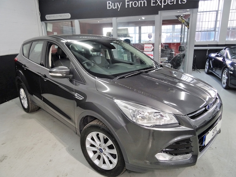 Ford Kuga Titanium 2015 - Large 0