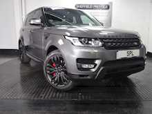 Land Rover Range Rover Sport Sdv6 Hse 2013 - Large 0