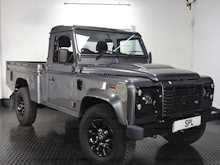 Land Rover Defender 110 Td High Capacity Pick Up 2014 - Large 2