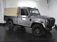 Land Rover Defender 110 Td High Capacity Pick Up 2014 - Large 32