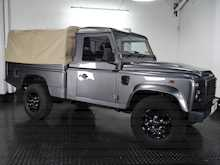 Land Rover Defender 110 Td High Capacity Pick Up 2014 - Large 0