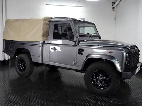 Land Rover Defender 110 Td High Capacity Pick Up 2014