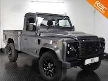 Land Rover Defender 110 Td High Capacity Pick Up 2014 - Large 1