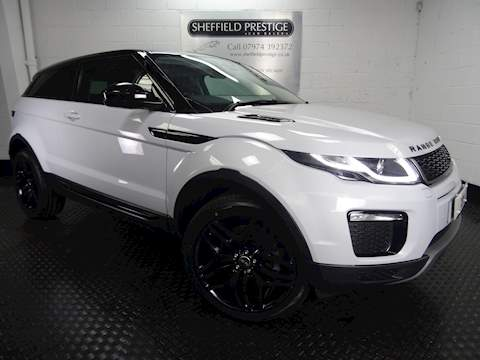 Land Rover Range Rover Evoque Td4 Se Tech 2017