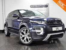 Land Rover Range Rover Evoque Sd4 Autobiography 2015 - Large 0