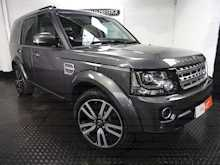 Land Rover Discovery Sdv6 Hse Luxury 2015 - Large 0