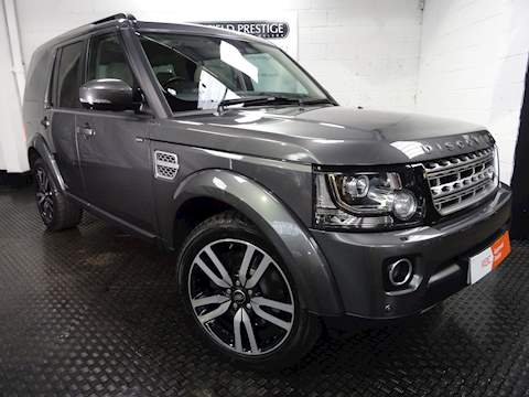 Land Rover Discovery Sdv6 Hse Luxury 2015