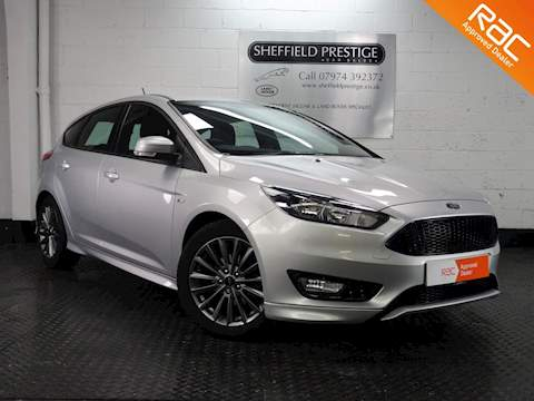 Ford Focus St-Line 2017