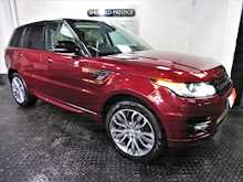 Land Rover Range Rover Sport Sdv6 Hse Dynamic 2015 - Large 0