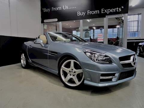 Mercedes Slk Slk250 Blueefficiency Amg Sport Ed125 2011