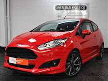 Ford Fiesta St-Line 2017 - Large 2