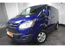 Ford Transit Custom 270 Limited Lr P/V 2016 - Large 2