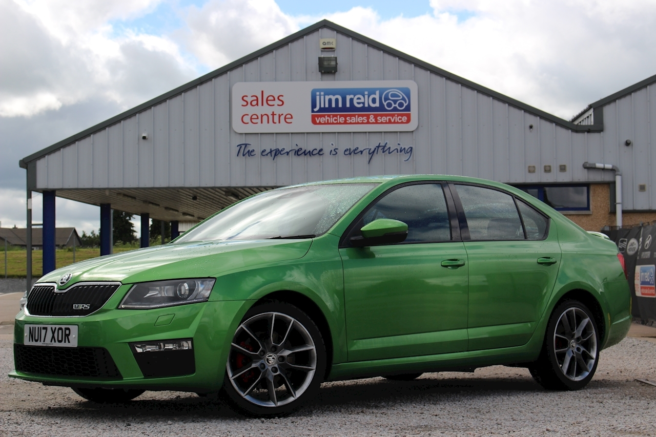 Octavia Vrs Tdi Hatchback 2.0 Manual Diesel