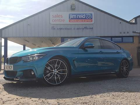 Bmw 4 Series 435D Xdrive M Sport Gran Coupe