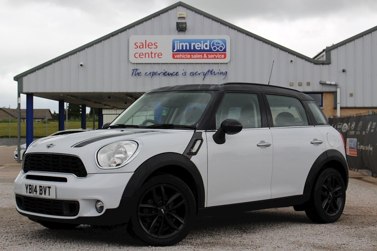 Used Mini Cars For Sale In Aberdeenshire Jim Reid Vehicle Sales