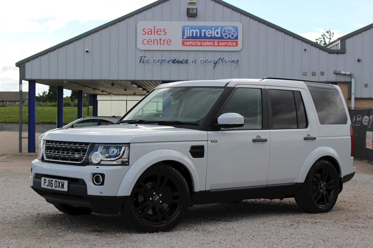Land Rover Discovery Sdv6 Commercial Se Light 4X4 Utility 3.0 Automatic Diesel