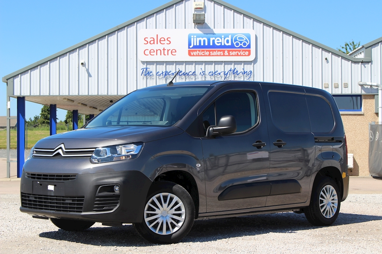 Citroen Berlingo 650 Enterprise M Bluehdi 1.6 5dr Panel Van Manual Diesel