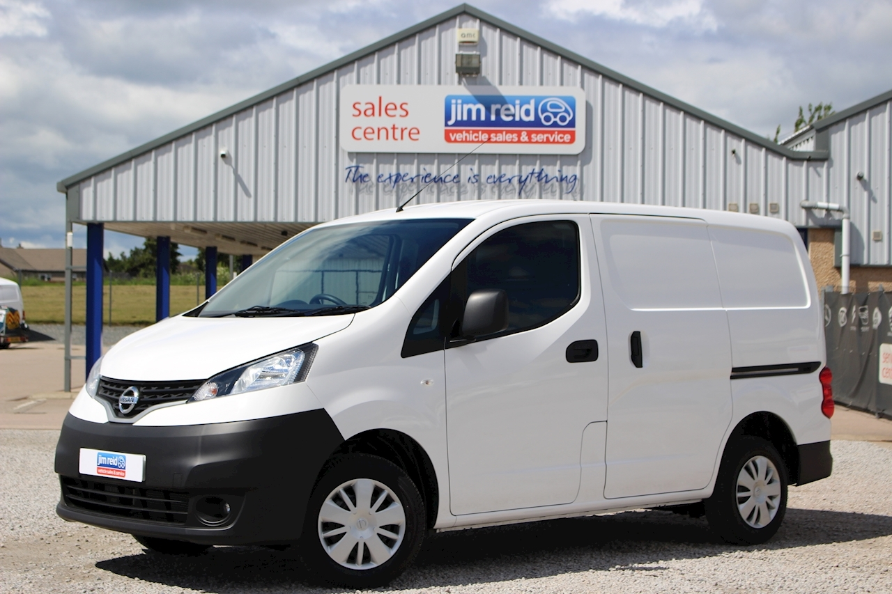Nissan Nv200 Dci Acenta 1.5 5dr Panel Van Manual Diesel