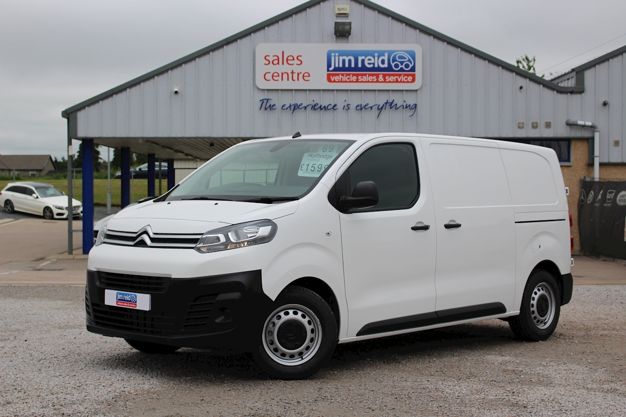 Citroen Dispatch Enterprise Bluehdi 4dr Panel Van Manual Diesel