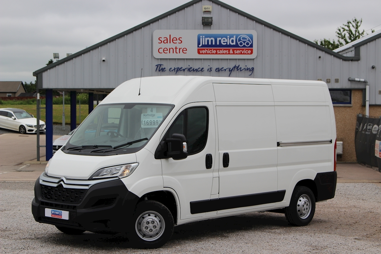 Citroen Relay L2h2 Enterprise Bluehdi 2.0 4dr Panel Van Manual Diesel