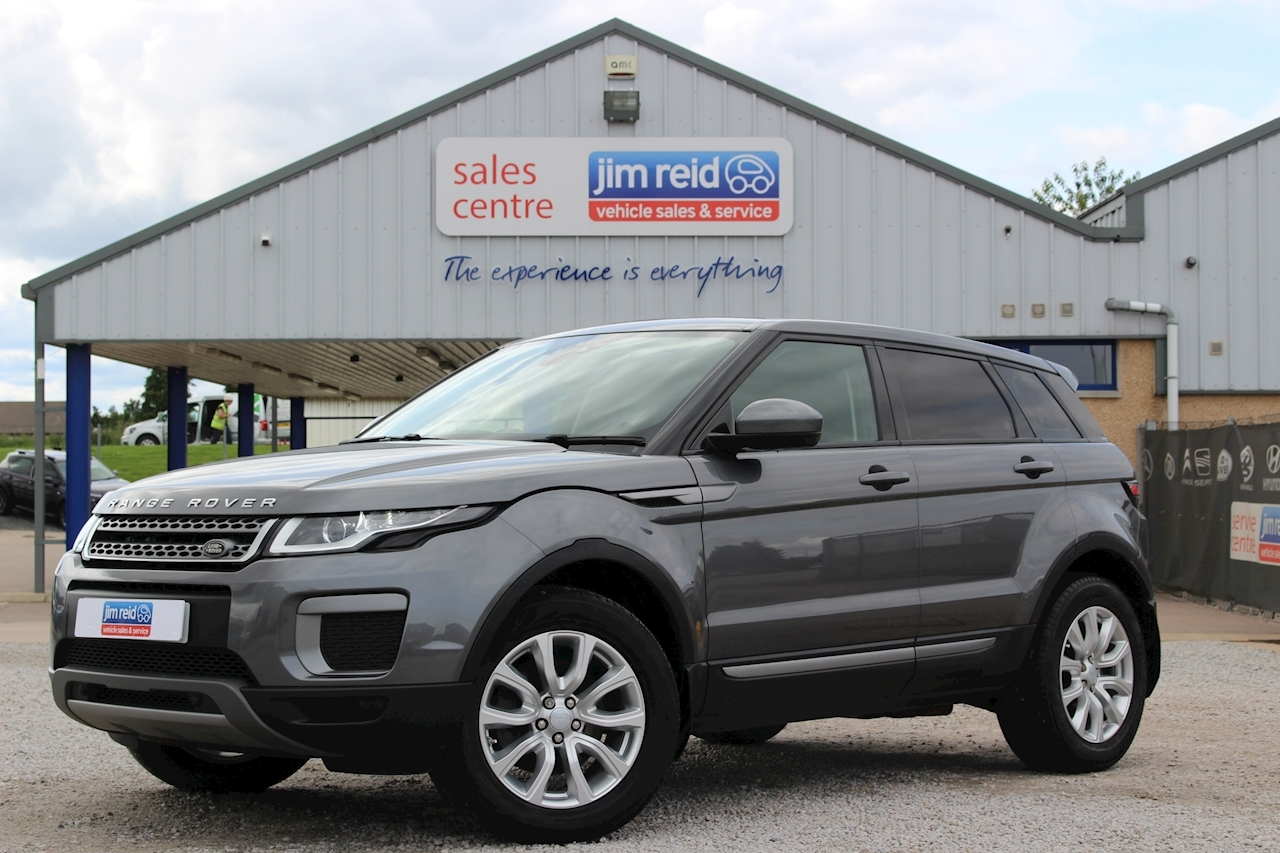Land Rover Range Rover Evoque Td4 Se Estate 2.0 Automatic Diesel