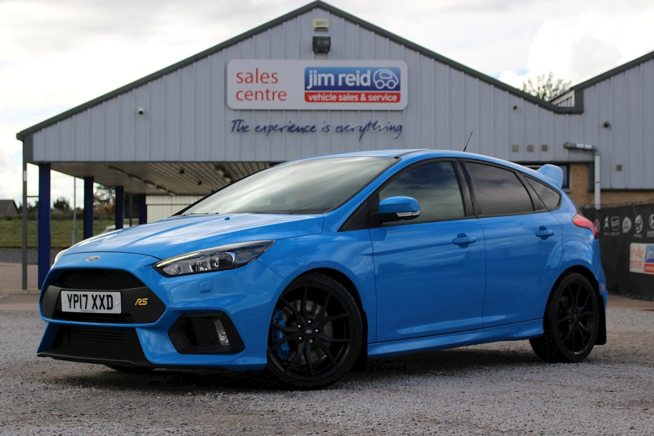 Ford Focus Rs Hatchback 2.3T [375] Manual AWD