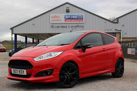 Fiesta St-Line Red Edition Hatchback 1.0 Manual Petrol