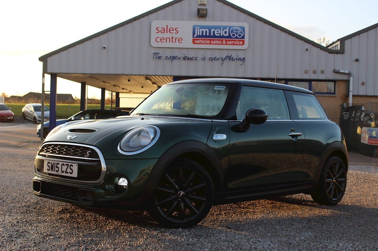 Mini Mini Cooper S Hatchback 2.0 [190] Manual 3dr