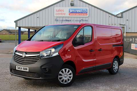 Vivaro 2700 L1h1 Cdti P/V Panel Van 1.6 Manual Diesel