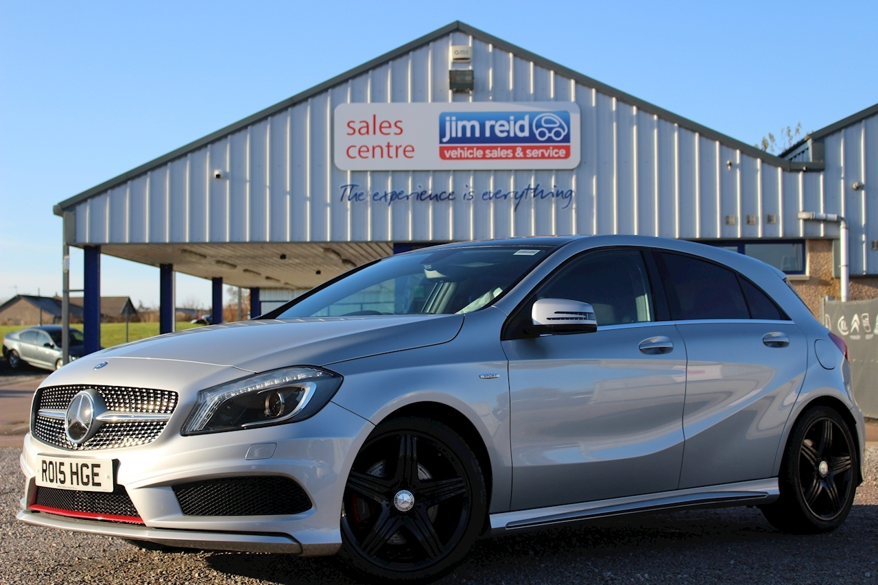 Mercedes-Benz A-Class A250 Blueefficiency Engineered By Amg Hatchback 2.0 Automatic Petrol