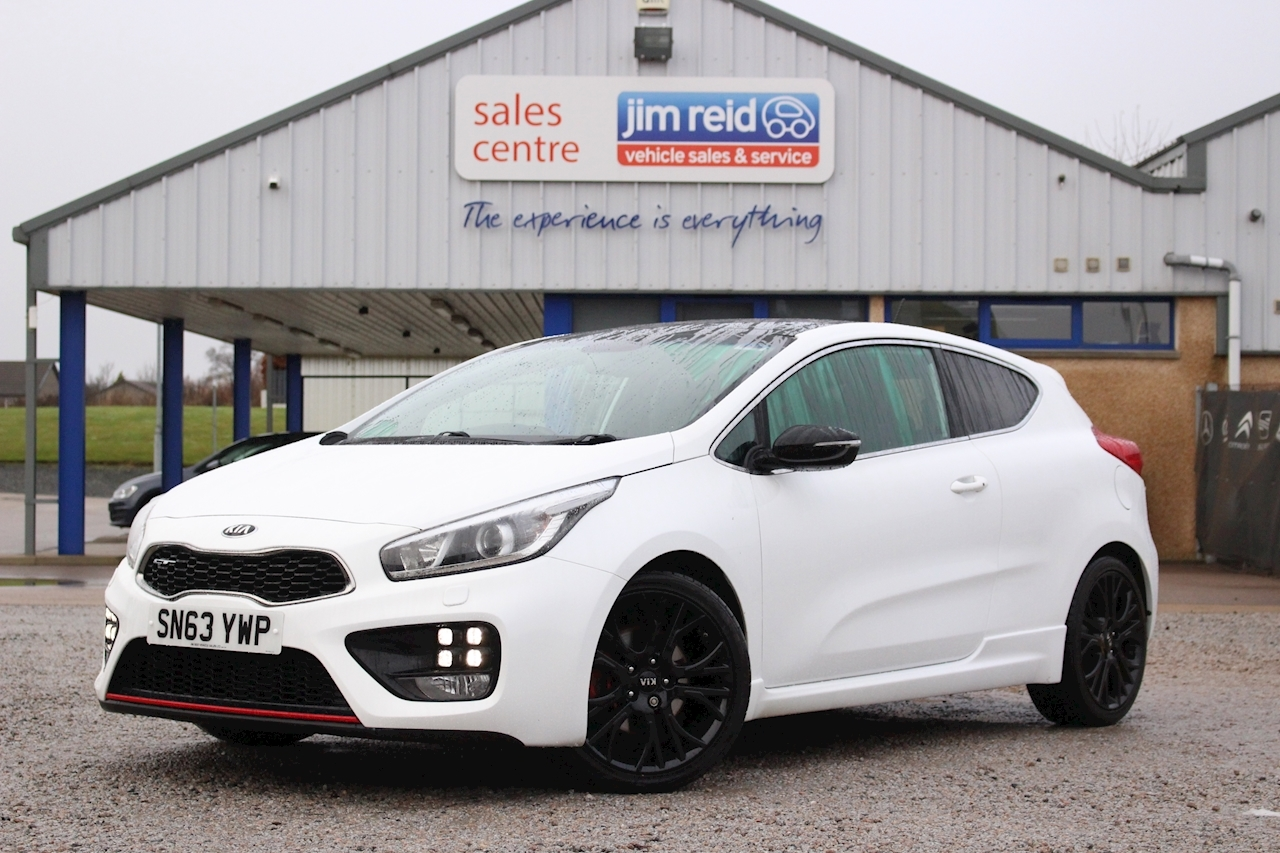 Kia Ceed Pro Ceed Gt 1St Edition Hatchback 1.6 Manual Petrol