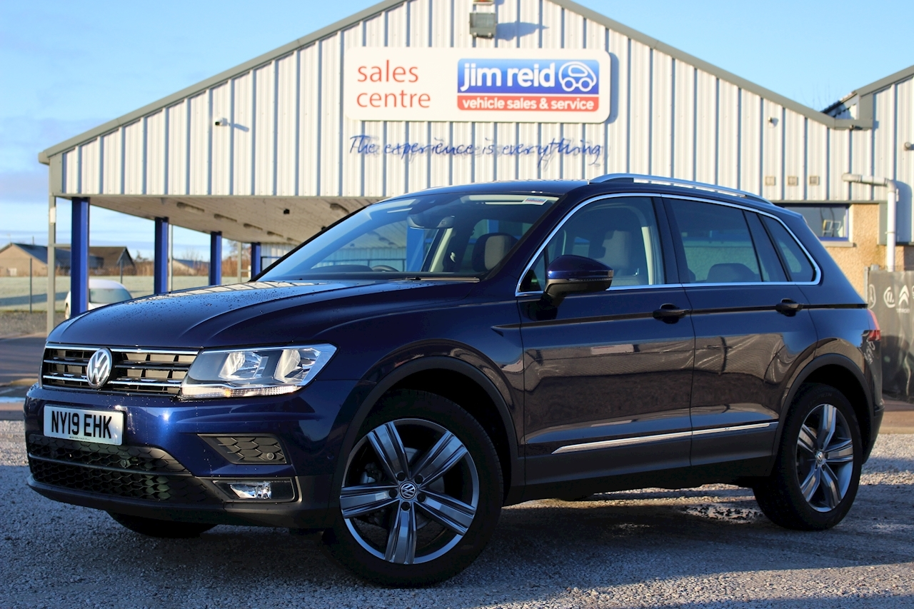 Volkswagen Tiguan Match 2.0TDi 4Motion Manual
