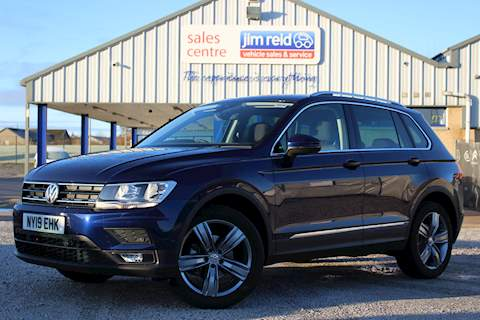 Tiguan Match 2.0TDi 4Motion Manual
