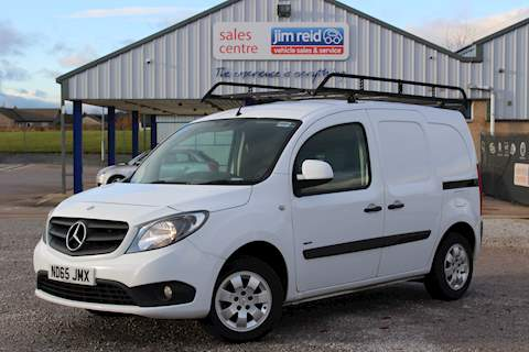Citan 111 Cdi Panel Van 1.5 Manual Diesel