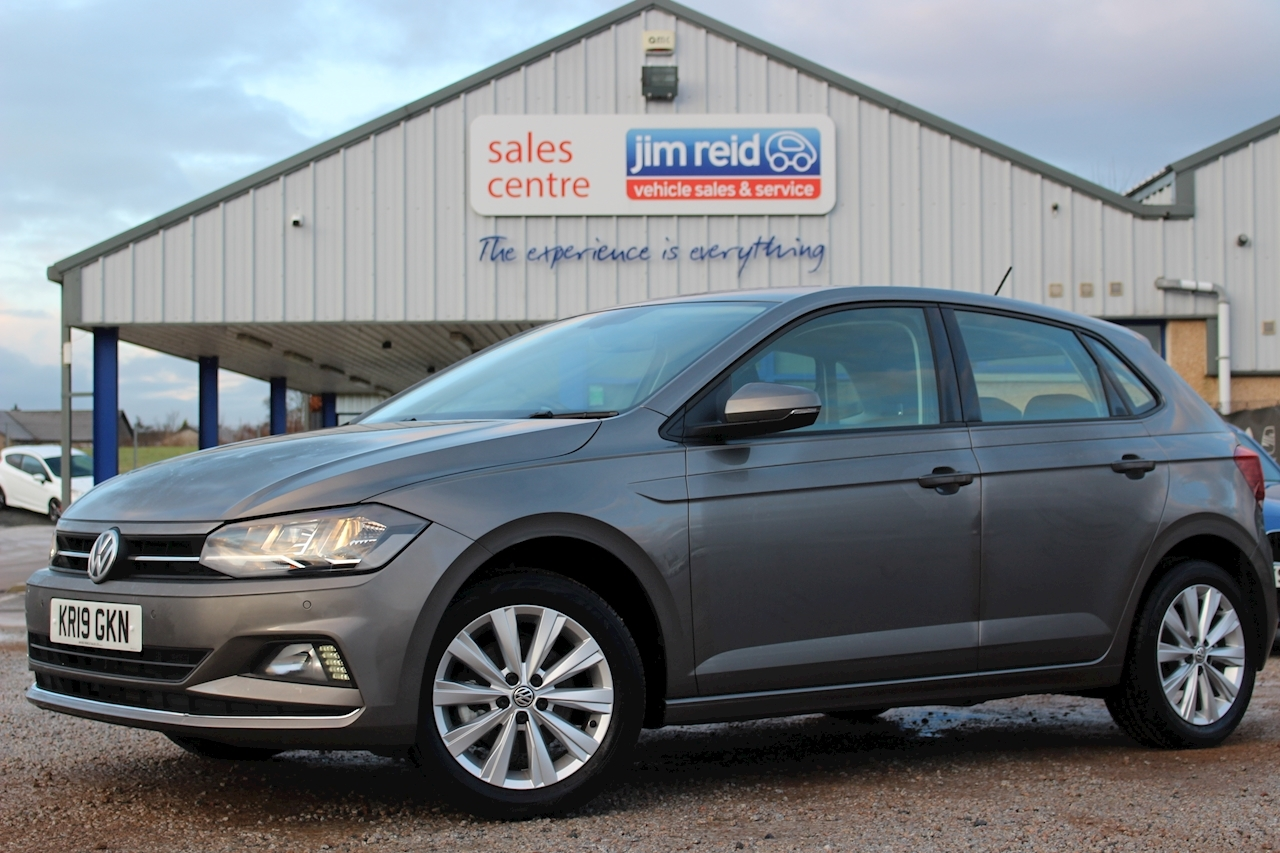 Volkswagen Polo Sel Tsi Hatchback 1.0 Manual Petrol