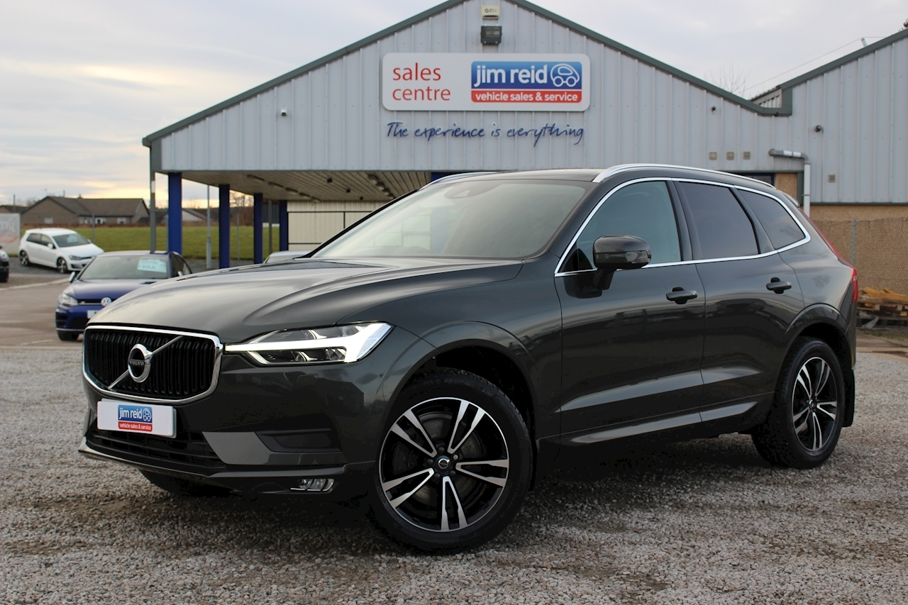 Volvo Xc60 D4 Momentum Pro Awd Estate 2.0 Automatic Diesel