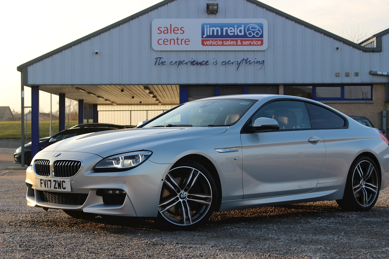 6 Series 640D M Sport Coupe 3.0 Automatic Diesel