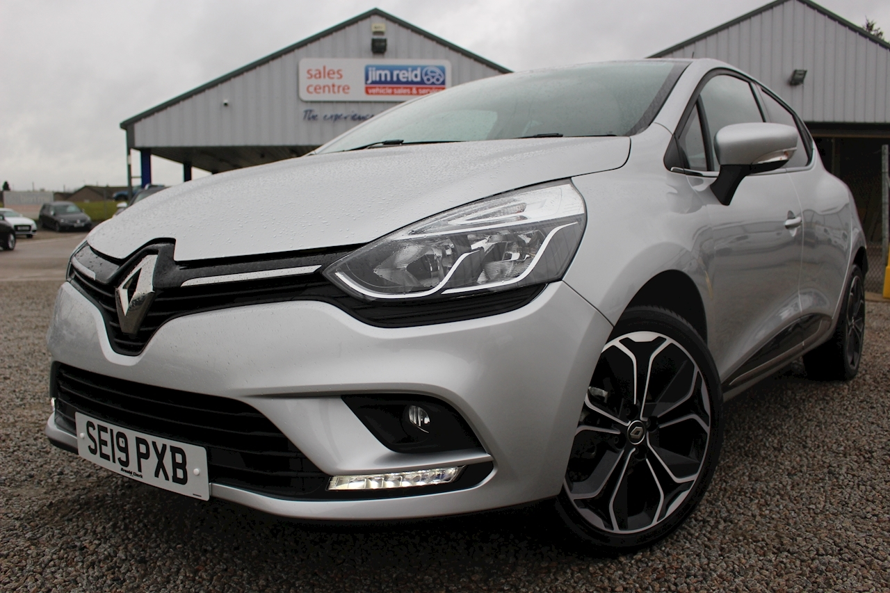 Clio Iconic Tce Hatchback 0.9 Manual Petrol [75]