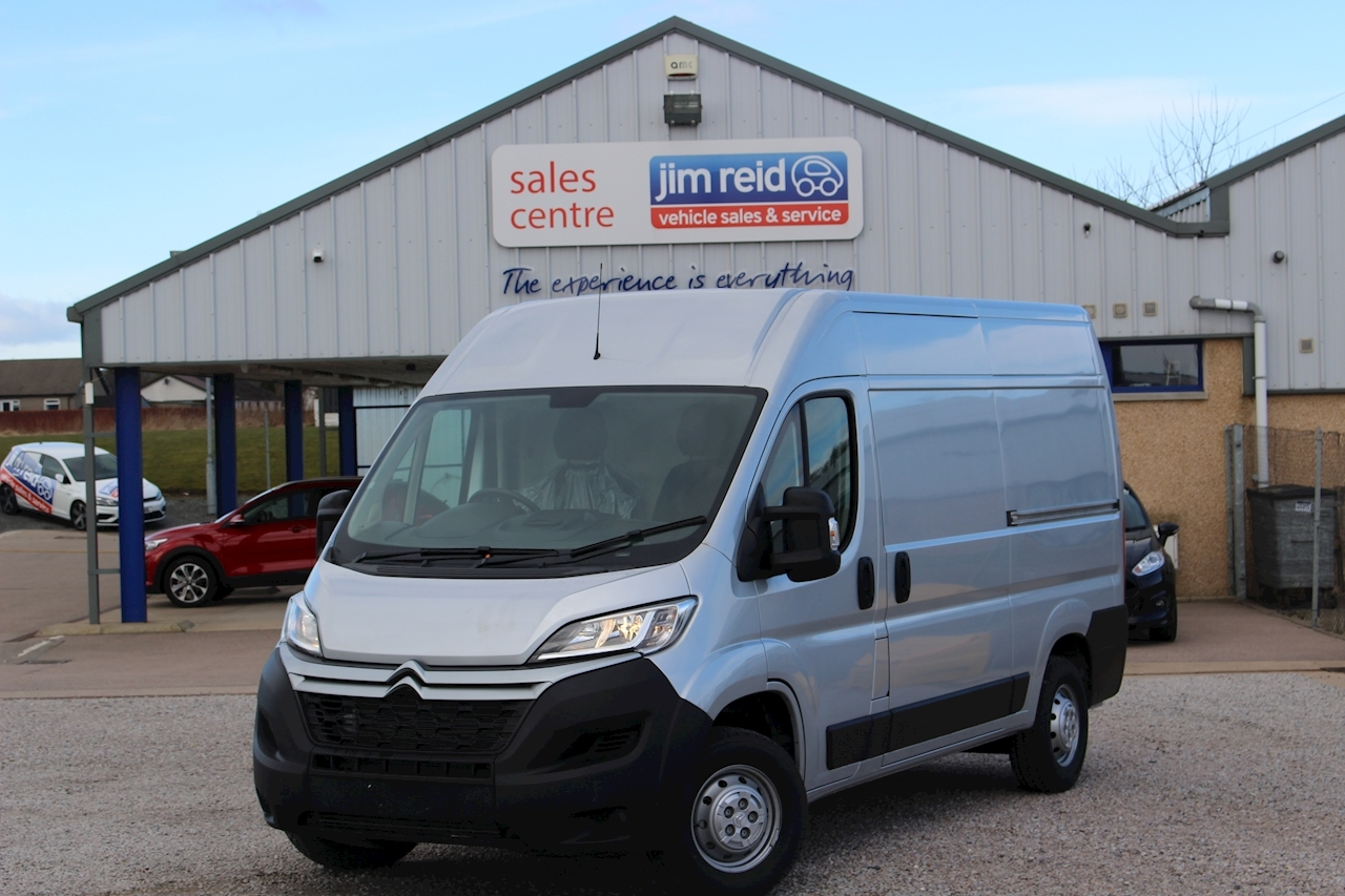Citroen Relay 35 L2h2 Enterprise Bluehdi S/S Panel Van 2.2 Manual Diesel