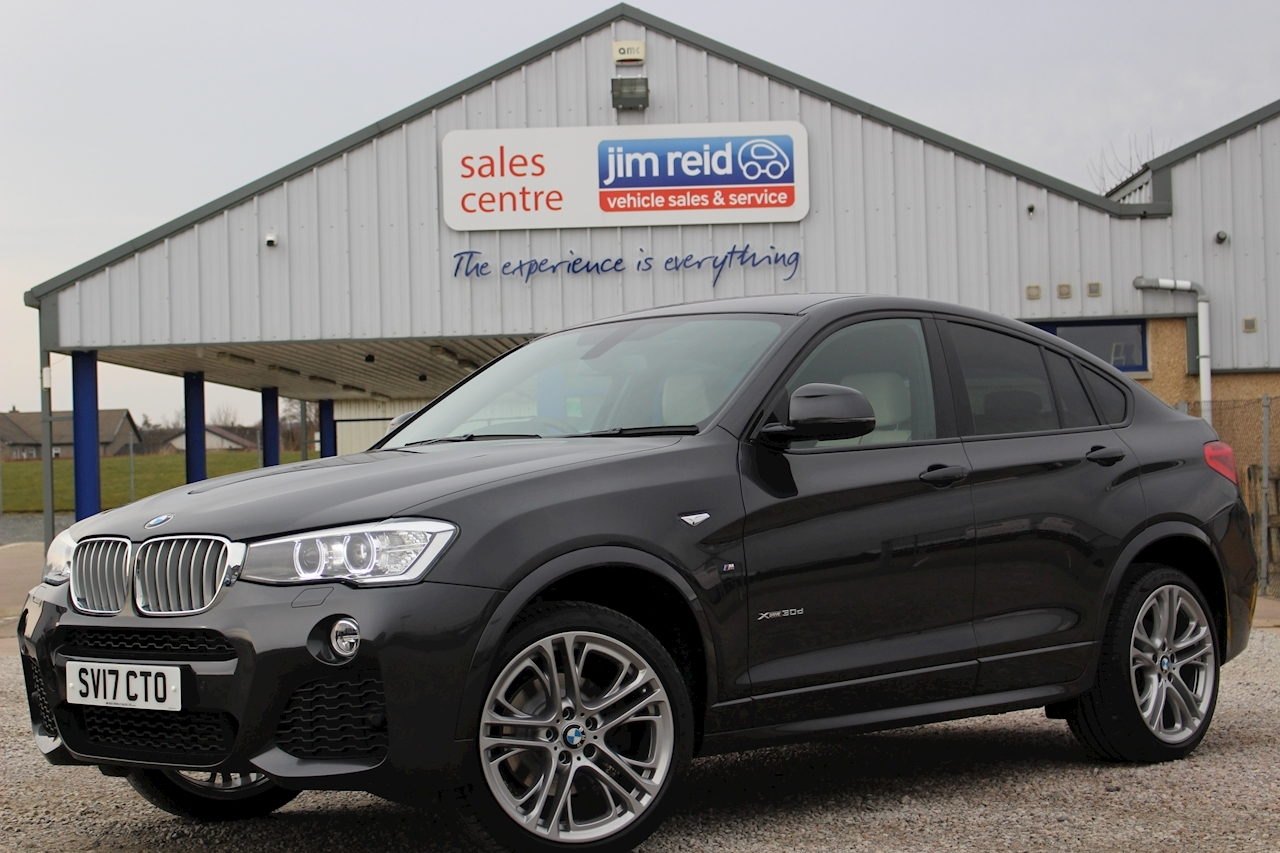 BMW X4 Xdrive30d M Sport Coupe 3.0 Automatic Diesel
